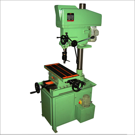25mm Drilling Cum Milling Machine