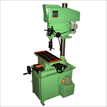 38mm Drilling Cum Milling Machine