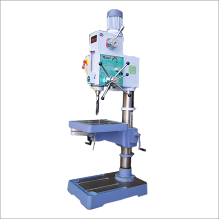 40mm All Geared Heavy Duty Pillar Drill Machine