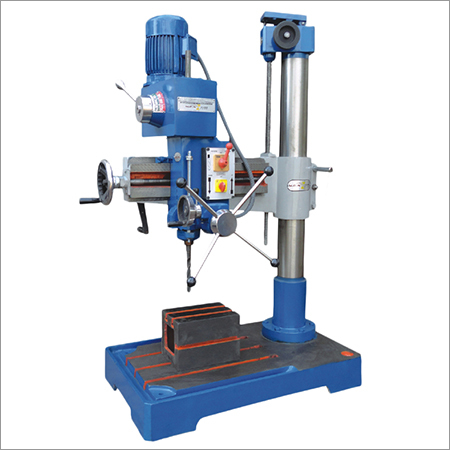 25 MM RADIAL DRILL MACHINE