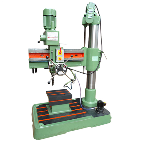 38 MM Fine Feed Radial Drill Machine