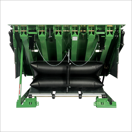 Heavy Duty Dock Leveler