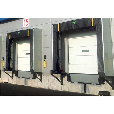Dock Leveler Doors