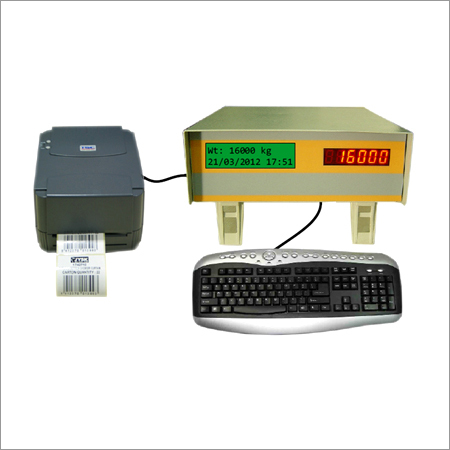 LEION ENGINEERING BARCODE PRINTING INDICATOR