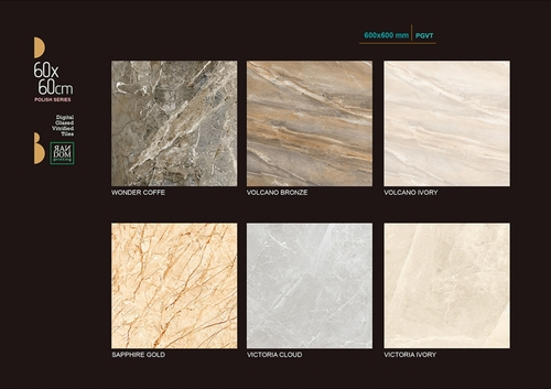 Glossy Porcelain Tiles Collections