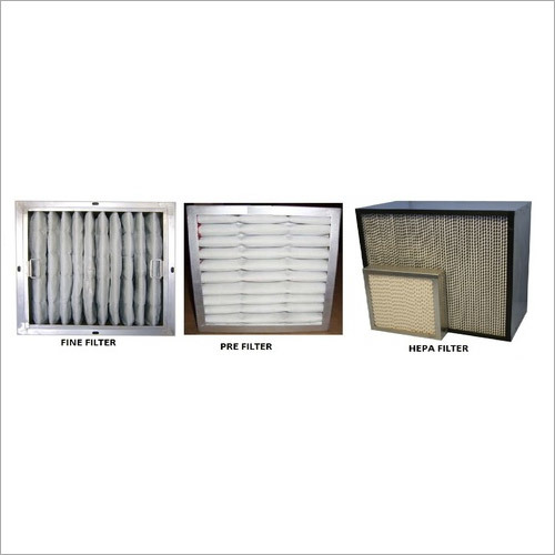 AHU Filters-Manufacturers,Suppliers & Exporters in