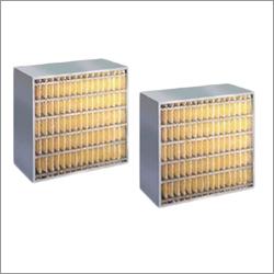Fiber Glass Pleated Panel Filter