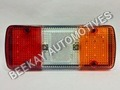 TAIL LAMP ASSY JCB LED