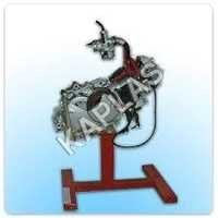 Cut Sectional Model of Four Stroke Single Cylinder Petrol Engine