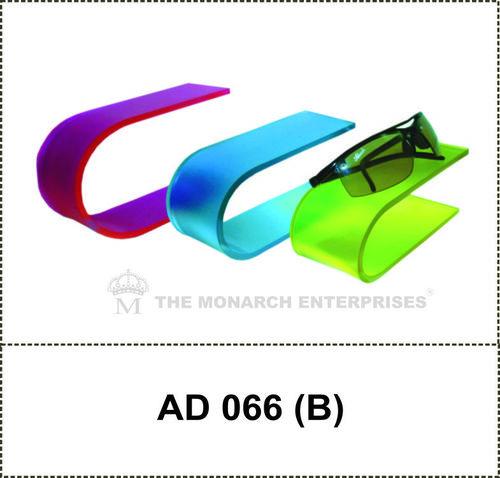 C-Step EyeWear Acrylic Display