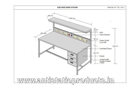 ESD Working Table