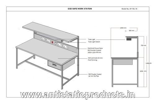 Simple & Safe ESD Workstation