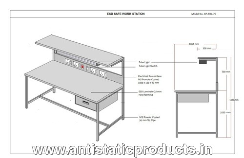 Simple & Safe ESD Workstation