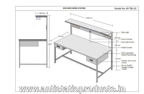 ESD Workstation Manufacturer