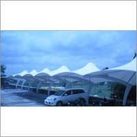 Tensile Shade Outdoor