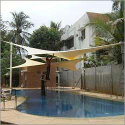 Swimming Pool Tensile Shade