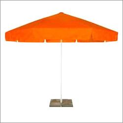 Orange Outdoor Umbrella