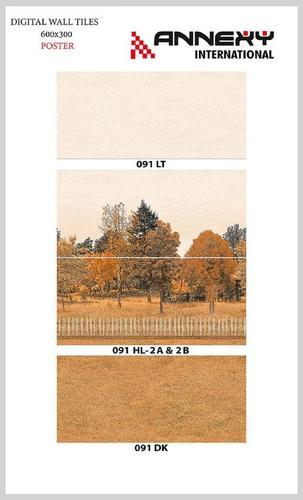 Matt Poster Wall Tiles
