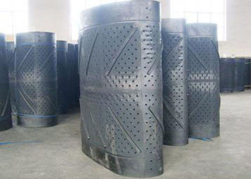 Shot Blasting Machine Conveyor Belt