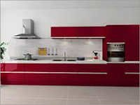 Laminated Plywood Kitchen