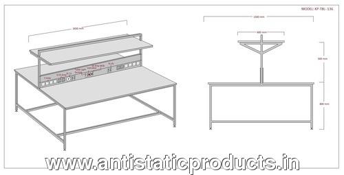 Specialized ESD Workstation