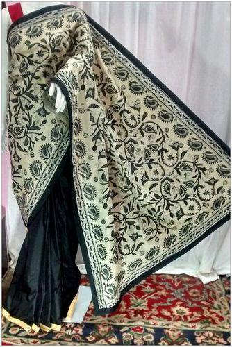 Designer Kantha Sarees