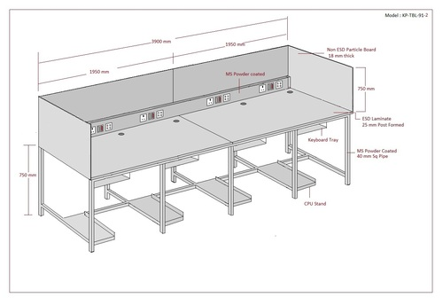 ESD Workbenches Manufacturer