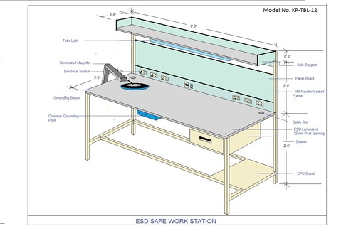 Superior Quality ESD Wokstations