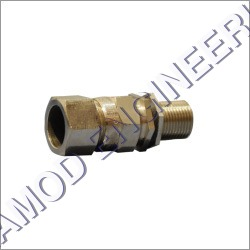 Double Compression Brass Gland