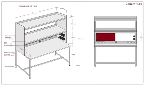 Best Quality ESD Work stations