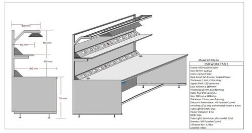 Super Quality ESD Workstation