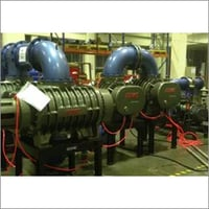 Steel Degassing Vacuum Systems