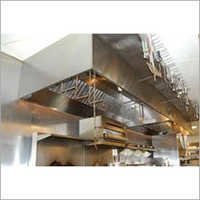 Box Kitchen Hood