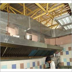 Kitchen Chimney System