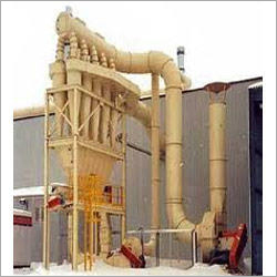 Quad Cyclone Dust Collector