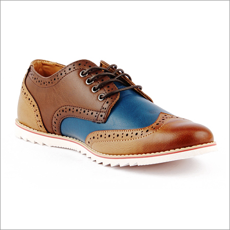 Designer Mens Canvas Shoe