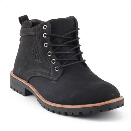 Black Men Boots