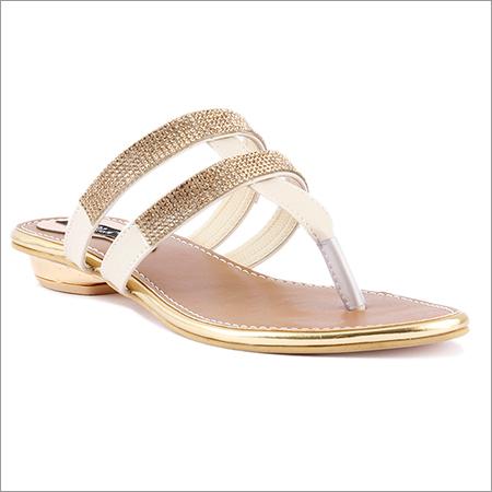 Ladies Flats Sandal