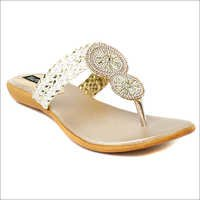 Ladies Flats Sandal