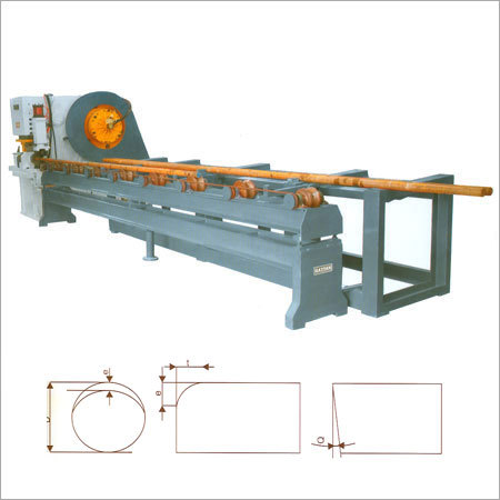Bar Cropping Machines