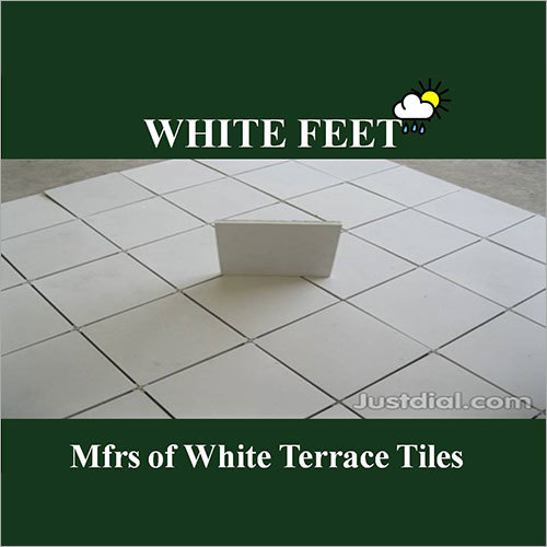 White Terrace Tile