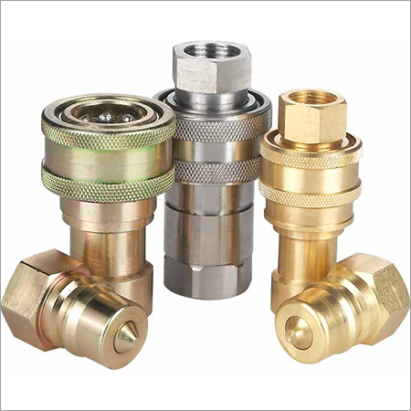 Double check Quick Coupling Valves