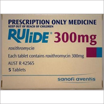 Roxithromycin Tablet