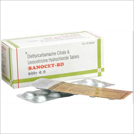 Diethylcarbamazine Tablet