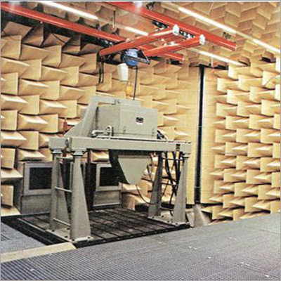 Acoustic Test Stands