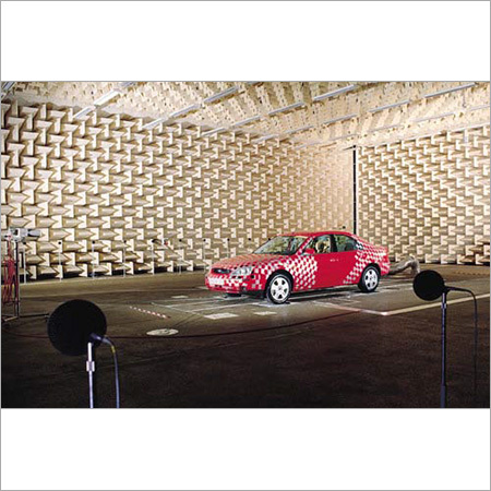 Anechoic Test Booth