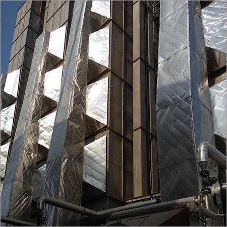 Underdeck Insulation Materials