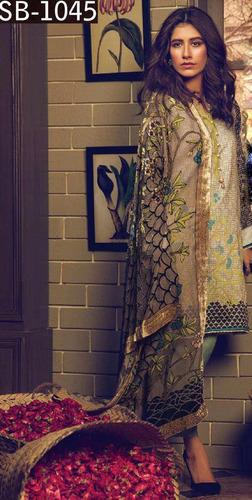 Pashmina Stylish Suit