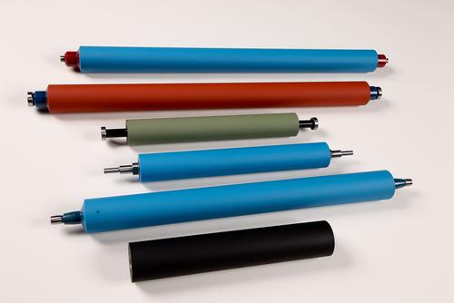 Industrial Printing Rollers