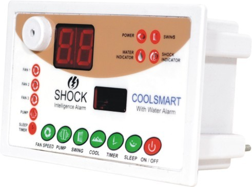 COOLER REMOTE CONTROL WITH SHOCK ALARM